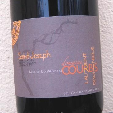 Domaine Courbis Saint Joseph Rouge