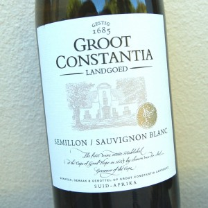 Groot Constantia Semillon Sauvignon Blanc (6 bottle case)