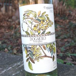 Dogajolo Bianco IGT Toscana Carpineto (6 bottle case)