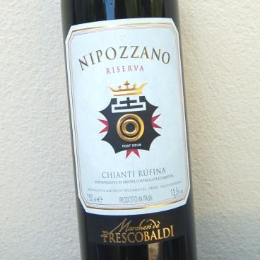 Nipozzano Chianti Rufina Riserva Frescobaldi (6 bottles)