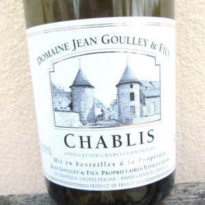 Domaine Jean Goulley Chablis