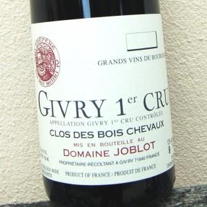 Domaine Joblot Givry 1er Cru 'Clos des Bois Chevaux'