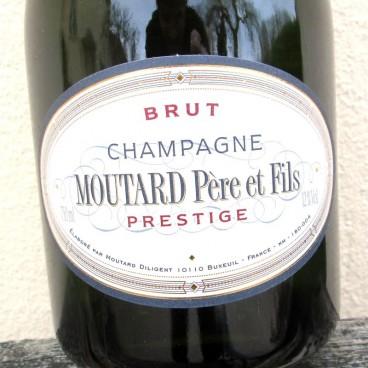 Champagne Moutard Brut Prestige NV (6 bottle case)