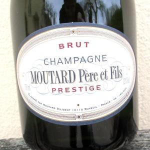 Champagne Moutard Vintage 2007 (6 bottle case)