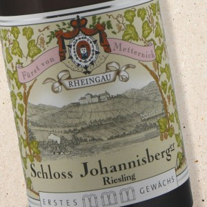 Schloss Johannisberger Riesling Silberlack 1st Growth