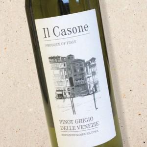 Il Casone Pinot Grigio delle Venezie