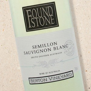 Foundstone Semillon Sauvignon
