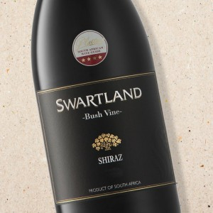 Swartland Winery Bush Vines Pinotage
