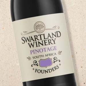 Swartland Winery Founders Pinotage