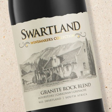 Swartland Winery Winemakers Collection Granite Rock Blend Red