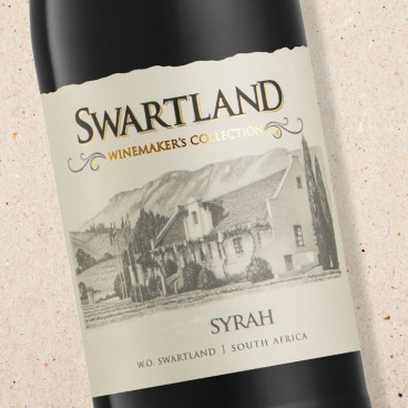 Swartland Winery Winemakers Collection Syrah