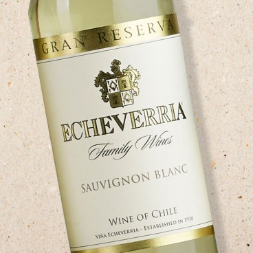 Echeverria Sauvignon Blanc Gran Reserva