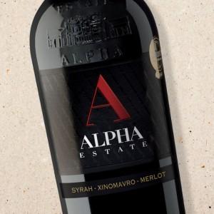 Alpha Estate Red