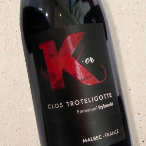 K-or Clos Troteligotte Malbec 2019