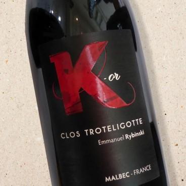 K-or Clos Troteligotte Malbec