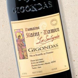 Domaine St Damien Les Souteyrades Gigondas
