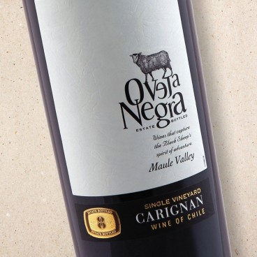 Oveja Negra Single Vineyard Carignan Maule Valley