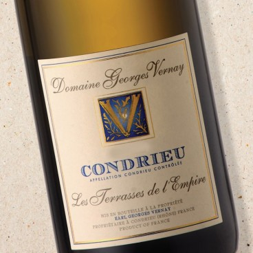 Domaine Georges Vernay Condrieu 'Terrasses de L'Empire'