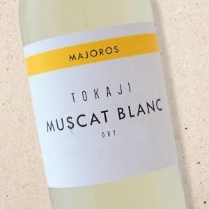 Majoros Tokaji Muscat Blanc