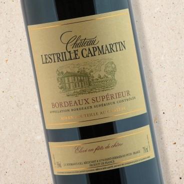 Château Lestrille Capmartin Bordeaux Supérieur