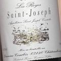 Domaine Courbis Saint Joseph Les Royes 2018