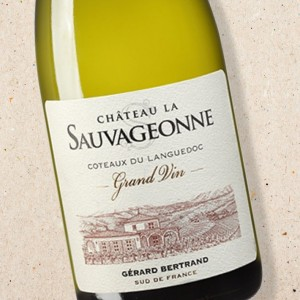 Château la Sauvageonne Grand Vin Blanc