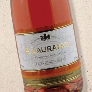 A. Laurance Sparkling Rosé