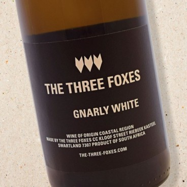 The Three Foxes Gnarly White