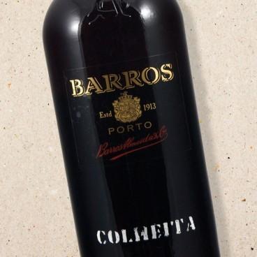 Barros Colheita Port 1978