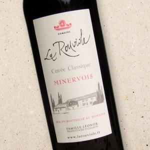 Domaine La Rouviole Minervois Cuvée Classique