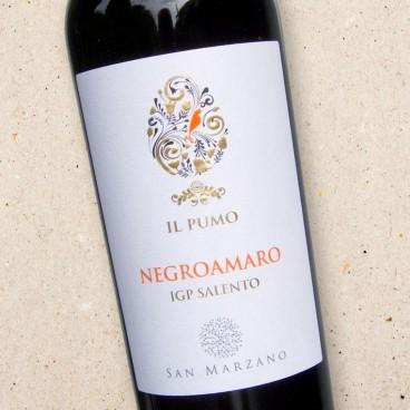 Negroamaro 'Il Pumo' Salento San Marzano