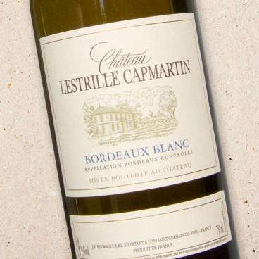 Château Lestrille Capmartin Bordeaux Blanc