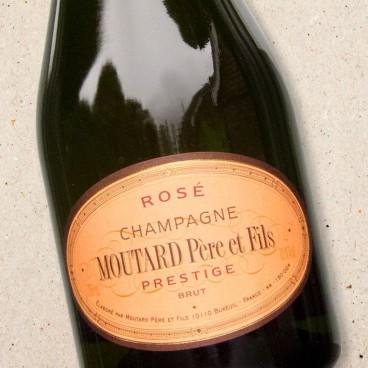 Champagne Moutard Prestige Rosé NV