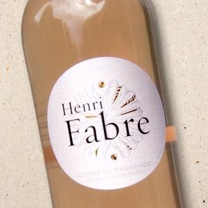 Henri Fabre Rosé Château de l'Aumerade