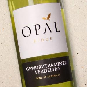 Opal Ridge Gewurztraminer Verdelho