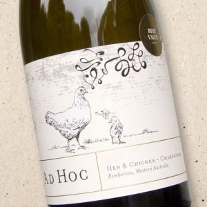 Ad Hoc Hen and Chicken Chardonnay