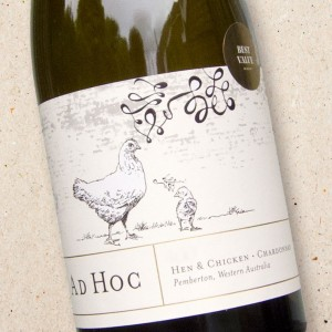 Ad Hoc Hen and Chicken Chardonnay