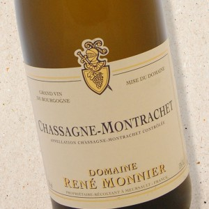 Puligny Montrachet Domaine René Monnier 2019