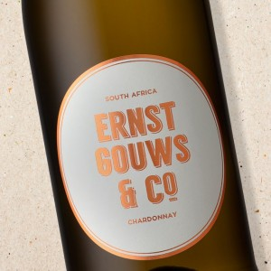 Chardonnay Ernst Gouws & Co
