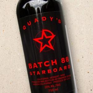 Quady Winery Starboard Batch 88