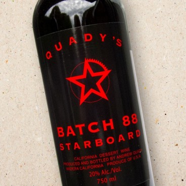 Quady Winery Starboard Batch 88