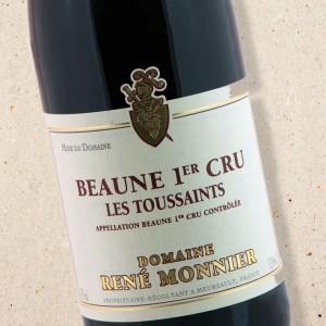 Domaine René Monnier Beaune 1er Cru Les Toussaints