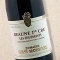 Domaine René Monnier Beaune 1er Cru Les Toussaints 2016