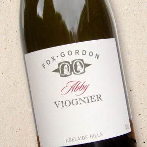 Fox Gordon Abby Viognier