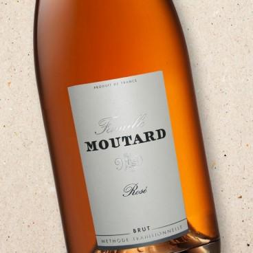 Moutard Méthode Traditionelle Rosé NV