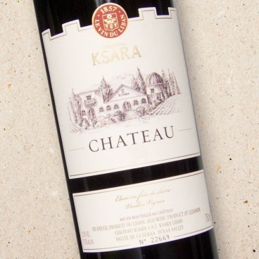 Château Ksara Rouge