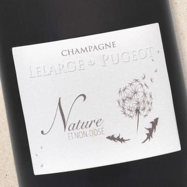 Champagne Lelarge-Pugeot Nature et Non Dosé