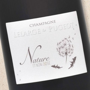 Champagne Lelarge-Pugeot Nature et Non Dosé NV