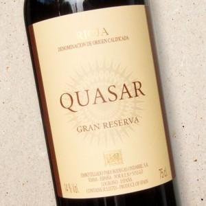 Quasar Gran Reserva Rioja