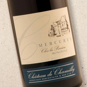 Mercurey Clos la Perrière Château de Chamilly